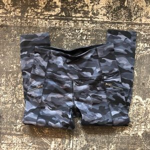 Camo RBX Leggings
